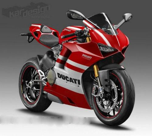 """Ducati V4 Superbike rò rỉ công suất """"khủng"""" - 2"""