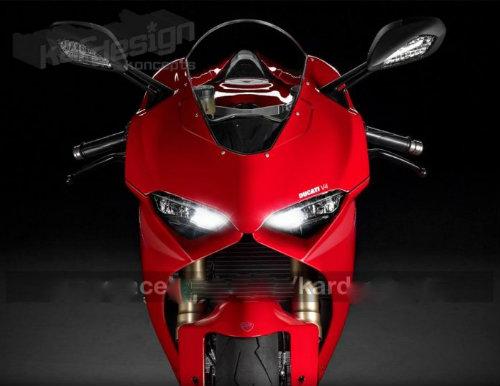 """Ducati V4 Superbike rò rỉ công suất """"khủng"""" - 3"""