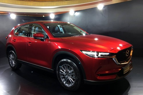Mazda CX-5 thế hệ mới ra mắt Singapore, giá 'chát' 2,7 tỷ đồng - 3