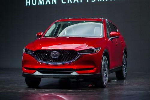 Mazda CX-5 thế hệ mới ra mắt Singapore, giá 'chát' 2,7 tỷ đồng - 7