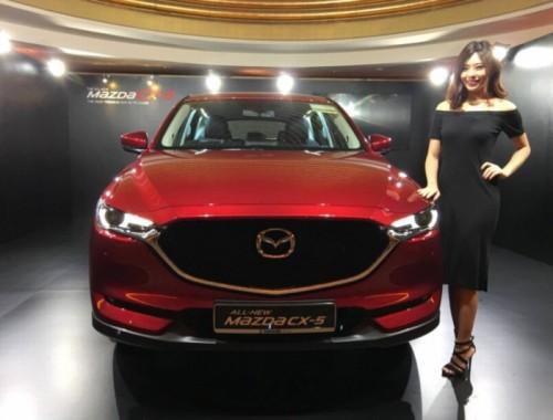 Mazda CX-5 thế hệ mới ra mắt Singapore, giá 'chát' 2,7 tỷ đồng - 8