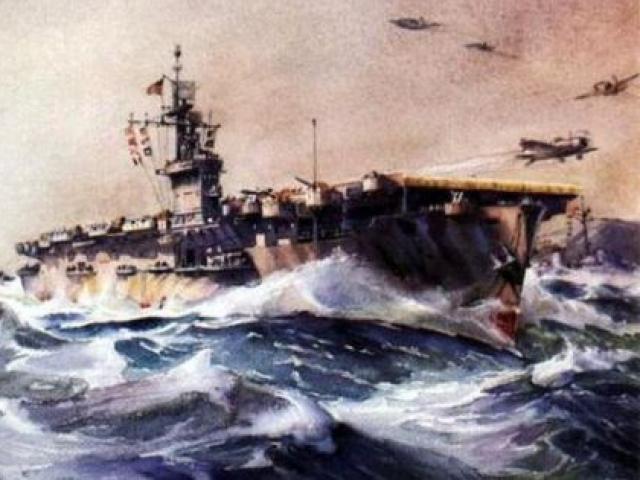 Mỹ sắp đưa đội tàu sân bay hạt nhân áp sát Triều Tiên - 3