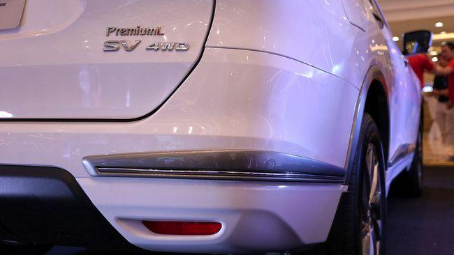 X-Trail Premium L gia tăng phụ kiện để cạnh tranh CX-5 - 6