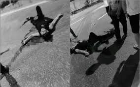 Ca sĩ bị chém gục giữa đường vì mâu thuẫn lúc đi tiểu tiện