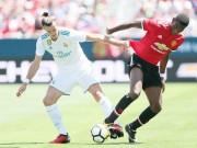 Chi tiết MU - Real Madrid: Loạt luân lưu cân não (KT)