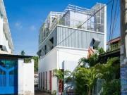 Nhà cấp 4 cũ ở Sài Gòn lột xác thành căn hộ vạn người mê