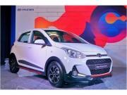 Hyundai Grand i10X phong cách thể thao ra mắt
