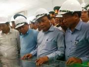 Tin tức trong ngày - Thủ tướng Nguyễn Xuân Phúc thị sát tại Formosa