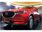 Mazda CX-5 thế hệ mới ra mắt Singapore, giá  ' chát '  2,7 tỷ đồng