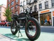 Super 73 Scout: Tương lai của xe đạp điện hành trình