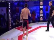 """Lịch sử MMA:  """" Trở về từ cõi chết """"  knock-out đối thủ"""