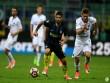 Inter Milan - Lyon: So găng căng thẳng  & amp; đòn kết liễu