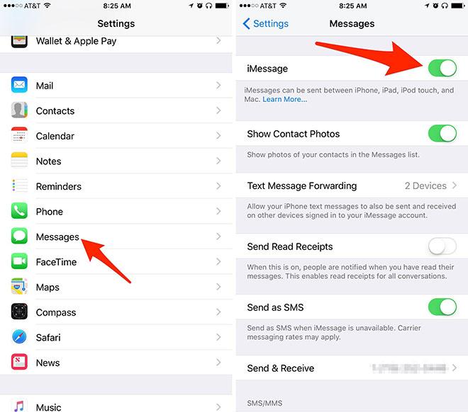 Cách đọc tin nhắn đến iPhone từ xa bằng máy tính - 2