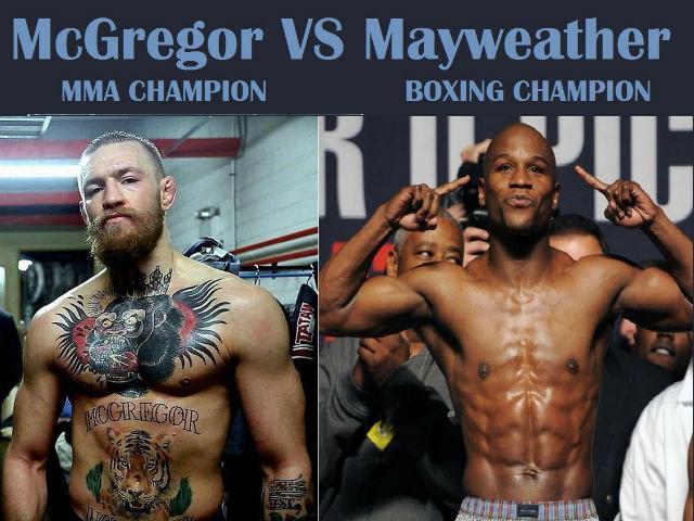 Tin HOT thể thao 25/7: McGregor có nhiều lợi thế so với Mayweather