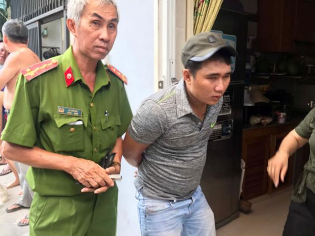 """Cả khu dân cư ở Sài Gòn chống trả nhóm người ăn """"gan hùm"""""""