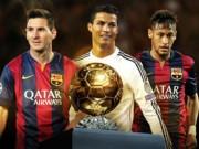 """Ronaldo và Quả bóng vàng thứ 5: Vẫn lo bị 4  """" cao thủ """"  vượt mặt"""