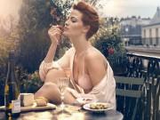 "Phụ nữ Paris: Đỉnh cao nét sexy  "" hở 3cm da thịt """