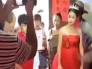 Video: Đám cưới của cặp đôi 13 tuổi ở Trung Quốc