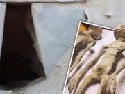 Bên trong hầm mộ chứa xác ướp  người ngoài hành tinh  ở Peru