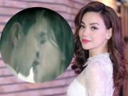 Ca nhạc - MTV - Vừa chia tay đại gia kim cương, Hà Hồ đã diễn cảnh 18+ với trai đẹp