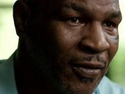 """Tiết lộ sốc: võ sỹ thép Mike Tyson oai hùng từng là  """" thỏ đế """""""