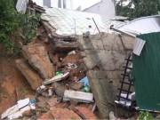 Tin tức trong ngày - Sập nhà trong mưa, cụ ông bị vùi trong đống đổ nát