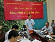 Bão số 4 tăng tốc, các tỉnh miền Trung ban hành gấp lệnh cấm biển