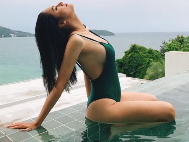 Hương Giang Idol khoe dáng nuột nà, đến phụ nữ cũng mê
