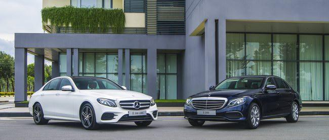 6 tháng đầu 2017, người Việt tiêu thụ 2.900 xe Mercedes - 1
