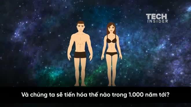 1000 năm tới, con người sẽ phát triển đến mức khó tin thế này?
