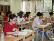 Thời gian công bố điểm chuẩn 2017 của tất cả các trường