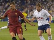 """Bóng đá - Tottenham - AS Roma: 5 bàn thắng, 3 phút bù giờ """"vỡ tim"""""""