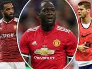"""Bóng đá - """"Bom tấn"""" Ngoại hạng Anh đá ra mắt: SAO Arsenal chất hơn Lukaku, Morata"""
