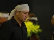 """Dàn  """" Táo Quân """"  lặng lẽ đến chia buồn đám tang mẹ NS Chí Trung"""