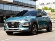 Hyundai Kona bỏ xa Kia Stonic về số lượng đơn đặt hàng