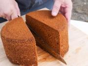 Lạ chưa từng có, nướng bánh mì bằng cách chôn xuống đất!