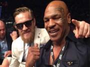"""Thể thao - Bị dọa giết bởi Mayweather, McGregor xưng là """"cha đẻ"""" Mike Tyson"""