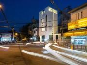 Thiết kế đáng học hỏi của căn nhà 27m2 trên đất hình zigzag ở Sài Gòn