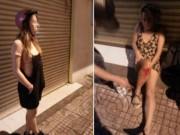 Tin tức trong ngày - Hai cô gái nước ngoài bị trộm xe máy sau tai nạn giao thông