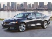 Doanh số sụt giảm, GM khai tử 6 mẫu xe