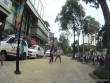 Clip: Tài xế và điều hành taxi  đấu võ  kịch liệt giữa phố SG