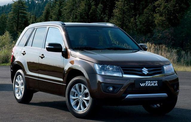 Xả hàng tồn, Suzuki Grand Vitara giảm giá 170 triệu đồng