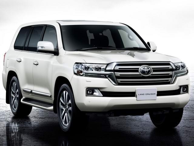 Toyota Land Cruiser đang thực sự giảm giá 130 triệu đồng?