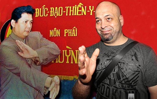 Sư phụ Huỳnh Tuấn Kiệt khiến võ sư Vịnh Xuân Flores tâm phục khẩu phục