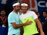Thể thao - Nadal - Federer: Hai vị vua và cuộc định đoạt trên mặt sân cứng