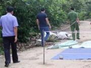 An ninh Xã hội - Hai vợ chồng chết bất thường ở trang trại, cổ có vết chém