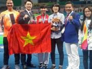 Thể thao - Hot girl Taekwondo VN từ HCB thế giới tới HCV SEA Games