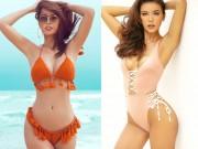 """Các  """" nữ thần bikini Việt """"  đều có một đặc điểm chung"""