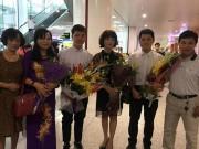 5  ' chàng trai vàng '  Olympic được tuyển thẳng đại học bách khoa Hà Nội