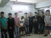 """An ninh Xã hội - Cảnh sát nổ súng ngăn 2 nhóm """"xã hội đen"""" thanh toán nhau ở SG"""
